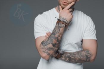 Laserowe usuwanie tatuaży Warszawa